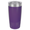 20 oz Purple Coated Ringneck Tumbler with Lid      20 oz. Polar Camel Tumblers