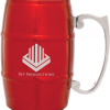 Metal Barrel Mug with Handle Drinkware