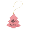 Leatherette Ornaments - 4 Styles in Pink Holidays