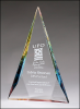 A Prism-Effect Crystal Diamond Award Traditional Awards