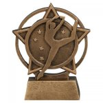 Orbit Dance Award A Best Seller! Star Resin Award