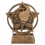 Orbit Victory Award A Best Seller! Star Resin Award