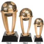 Soccer/Futbol Tower Resin A Great Value! Tower Resins