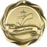 Attendance - Fusion Medal Academic Excellence Awards