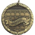Perfect Attendance - XR Medallion Academic Excellence Awards