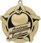 Academic Excellence - Super Star Medal  Academic Excellence Awards