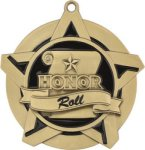 Honor Roll - Super Star Medal   Academic Excellence Awards