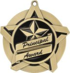 Principal Award - Super Star Medal    Academic Excellence Awards