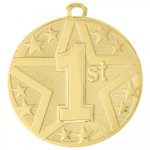 Superstar 2 Medal - 1st Place Academic Excellence Awards