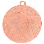 Superstar 2 Medal - 3rd Place Academic Excellence Awards