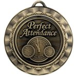 Perfect Attendance - Spinner Medallion Academic Excellence Awards