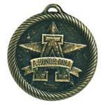 A Honor Roll - Value Star Medal Academic Excellence Awards