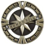 Honor Roll - Victory Medal Academic Excellence Awards