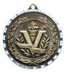Diamond Cut Medal - Victory Academic Excellence Awards