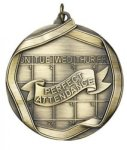 Perfect Attendance - Ribbon Medallion Academic Excellence Awards
