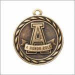 A Honor Roll - Scholastic Medal Series Academic Excellence Awards