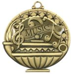 Music - Academic Performance Medals Academic Performance Medals