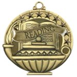 Reading - Academic Performance Medals Academic Performance Medals