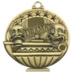 Drama - Academic Performance Medals Academic Performance Medals