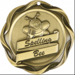 Spelling Bee - Fusion Medal Academic Subject Awards