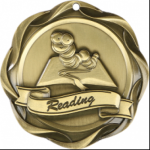 Reading - Fusion Medal Academic Subject Awards