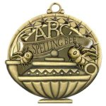 Spelling Bee - Academic Performance Medals Academic Subject Awards