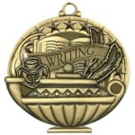 Writing - Academic Performance Medals Academic Subject Awards