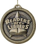 Readers Are Leaders - Value Star Medal Academic Subject Awards
