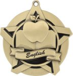 English - Super Star Medal   Academic Subject Awards