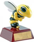 Hornet/Spelling Bee - Full Color Resin Trophy Academic Subject Awards