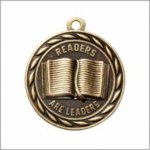 Reader's Are Leaders - Scholastic Medal Series Academic Subject Awards