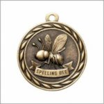 Spelling Bee - Scholastic Medal Series Academic Subject Awards