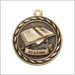 Reading - Scholastic Medal Series Academic Subject Awards