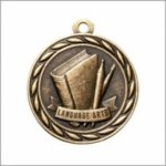 Language Arts - Scholastic Medal Series Academic Subject Awards