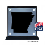 Arkansas Acrylic Award Acrylic Awards Made in the USA