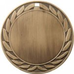 2.75 FE Iron Blank Medal Custom Disc Holder All Award Blank Medals with Mylars