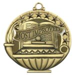 Most Improved - Academic Performance Medals All Award Medals