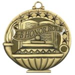 A-B Honor Roll - Academic Performance Medals All Award Medals