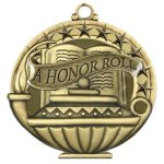 A Honor Roll - Academic Performance Medals All Award Medals