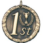 1st Place - XR Medallion All Award Medals