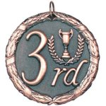 3rd Place - XR Medallion All Award Medals