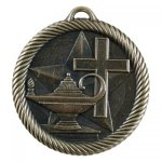 Christian School - Value Star Medal   All Award Medals