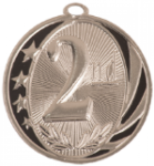 MidNite Star Medal - 2nd Place All Award Medals