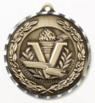 Diamond Cut Medal - Victory All Award Medals