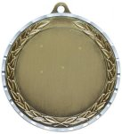 Diamond Cut Medal with Custom Disc - 2.75  All Award Medals