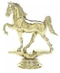 Animal - Tennessee Walking Horse on Marble Base Animal, Hunting and Fishing Award Trophies