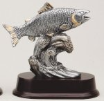 Fish Sculpture Resin Trophy Animal, Hunting and Fishing Award Trophies
