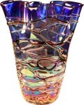 Art Glass Vase Art Glass Over $50