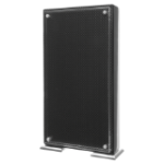 Stunning Floating Acrylic Stand-Up Plaque - High Gloss Black Awesome Acrylic Plaques