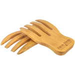 Salad Hands Set Bamboo and Cork Eco-Friendly Items